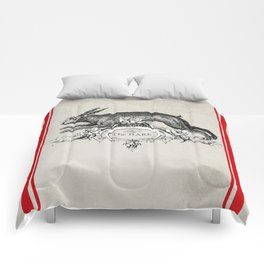 The Hare Comforters