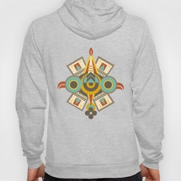 Aztec - Symbol of Ollin Hoody