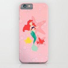 Pink Ariel and Friends Slim Case iPhone 6