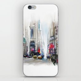 New York2 iPhone Skin