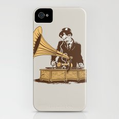 The Future In The Past iPhone (4, 4s) Slim Case