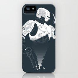 Robocop iPhone Case