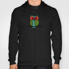 Curiosity Never Killed an Owl Hoody