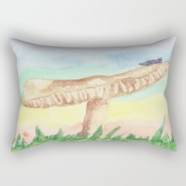 Summer Truffle  Rectangular Pillow