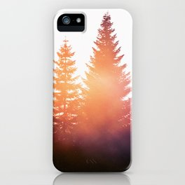 Morning Glory iPhone Case