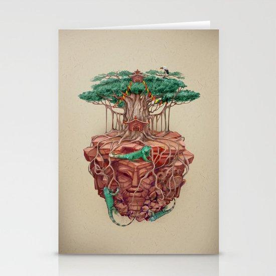 tree land Stationery Cards