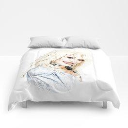 Dolly Parton - Pop Art Comforters