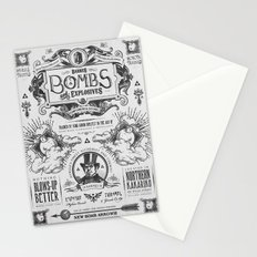 Legend of Zelda Bomb Advertisement Poster Stationery Cards