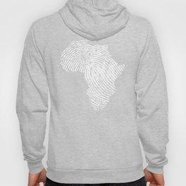 African DNA Thumbprint Hoody