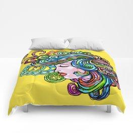 Dat Hair Doh - Girl 01 Comforters