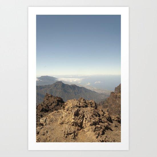 La Palma Art Print