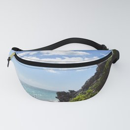 Steps to paradise Fanny Pack