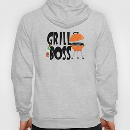 Grill Boss Barbecue Grilling Hoody
