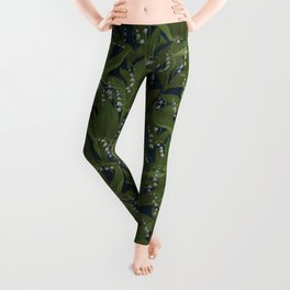 Lily of the Valley Field Leggings