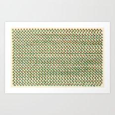 The New Color: RGB Art Print