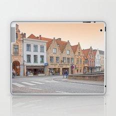 Brugge Architecture Laptop & iPad Skin