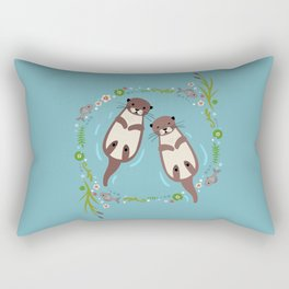 My Significant Otter Rectangular Pillow
