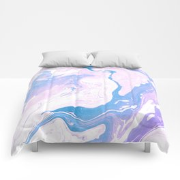 Ancient Japanese Marbling Comforters