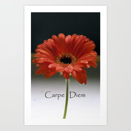 Carpe Diem (for the love of LIFE!) Art Print