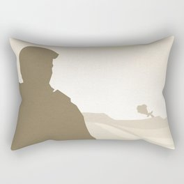 Vector Uncharted Rectangular Pillow