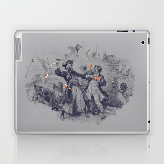 Epic Battle Laptop & iPad Skin