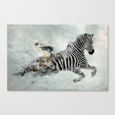 Save our world Canvas Print