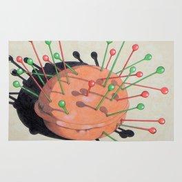 pincushion n. 1 Rug