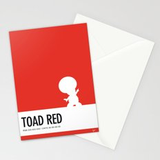 No41 My Minimal Color Code poster Toad Stationery Cards