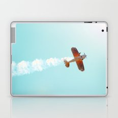 Aerobatic Biplane Laptop & iPad Skin