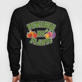 Powered By Plants Veggie Healthy Food Hoody