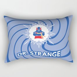 Dr. Oddball, MD Rectangular Pillow
