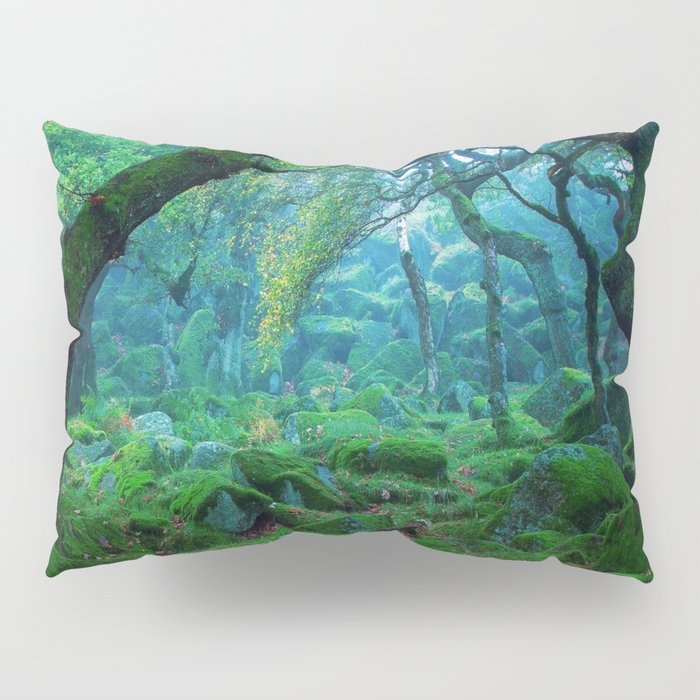 Enchanted forest mood Pillow Sham