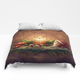 Light a Candle Comforters