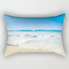 Aloha Beach Days Maui Hawaii Rectangular Pillow