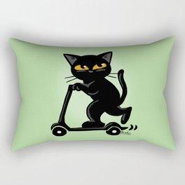 Go fast Rectangular Pillow