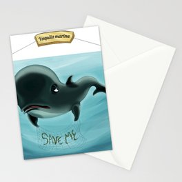 Vaquita Marina. Stationery Cards