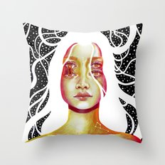 Hybrid Daughters II Throw Pillow