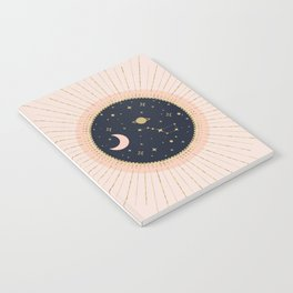 Love in Space Notebook
