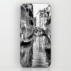 Venice canal iPhone & iPod Skin