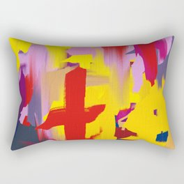 Positive Rectangular Pillow