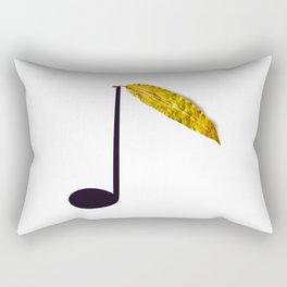 Natural Music Rectangular Pillow