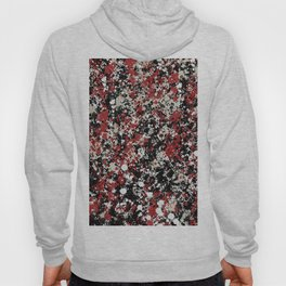 paint drop design - abstract spray paint drops 6 Hoody