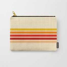 5 Colorful Stripes 22 Carry-All Pouch