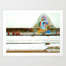 Tan^3d°c Art Print