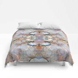 Blasting Creation (Mandala-esque #17b) Comforters