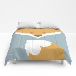 liška Comforters