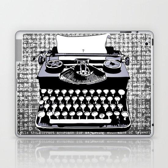 tyPOLOgy Laptop & iPad Skin