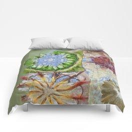 Bepainted Concrete Flower  ID:16165-003711-19651 Comforters