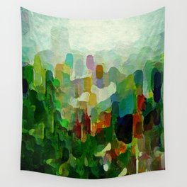 City Park Wall Tapestry