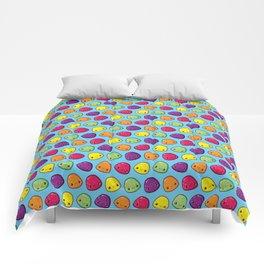 Gumdrops Pattern Comforters